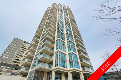 Uptown New West Condo for sale: Viceroy 1 bedroom 740 sq.ft. (Listed 2015-12-15)