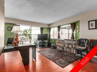302 815 FOURTH AVENUE, New Westminster, BC, V3M 1S8 - Uptown Condo for sale: NORFOLK HOUSE 1 bedroom 652 sq.ft.