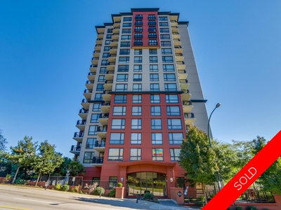 405 814 ROYAL AVENUE, New Westminster, BC, V3M 1J9 - Downtown Condo for sale: NEWS NORTH 2 bedroom 760 sq.ft.