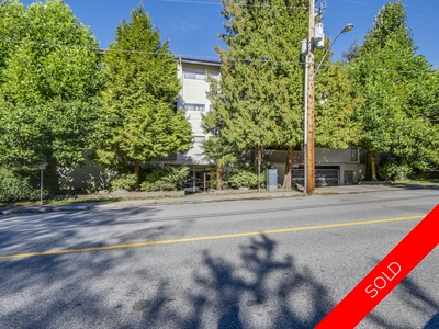 104 423 AGNES STREET, New Westminster, BC, V3L 1G2 - Downtown Condo for sale: THE RIDGEVIEW 1 bedroom 615 sq.ft.