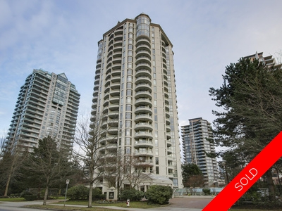 Metrotown Condo for sale: THE WIMBLEDON CLUB 2 bedroom 1,148 sq.ft. (Listed 2017-01-26)