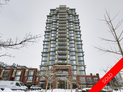 Fraserview Condo for sale: THE RESIDENCES OF VICTORIA HILL 2 + Den 1,109 sq.ft. - 1504 15 E ROYAL AVENUE, New Westminster, BC, V3L