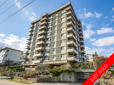 Downtown Apartment/Condo for sale: FRASER HOUSE 1 bedroom 595 sq.ft. - 303 47 AGNES STREET, New Westminster, BC, V3L 1E2
