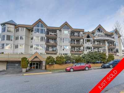 East Central Apartment/Condo for sale: BRICKWOOD PLACE 1 bedroom 790 sq.ft. - 214 11595 FRASER STREET, Maple Ridge, BC, V2X 0X7