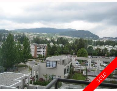 North Coquitlam Condo for sale:  1 bedroom 580 sq.ft. (Listed 2009-07-19)