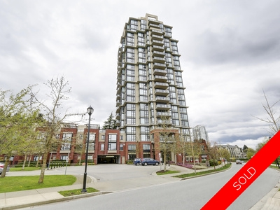 Fraserview Condo for sale: THE RESIDENCES OF VICTORIA HILL 2 bedroom 1,110 sq.ft. - 1702 15 E ROYAL AVENUE, New Westminster, BC, V3L 0A9