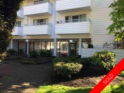 Uptown Apartment/Condo for sale: THE DIPLOMAT Studio 447 sq.ft. - 302 707 EIGHTH STREET, New Westminster, BC, V3M 3S6