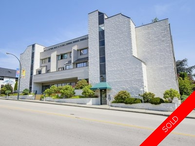 Queens Park Condo for sale: ST GEORGES MANOR 2 bedroom 916 sq.ft. - 203 225 SIXTH STREET, New Westminster, BC, V3L 3A5