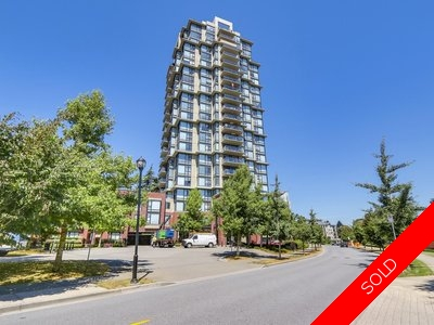 Fraserview Condo for sale: THE GROVE 3 bedroom 1,237 sq.ft. - 503 15 E ROYAL AVENUE, New Westminster, BC, V3L 0A9