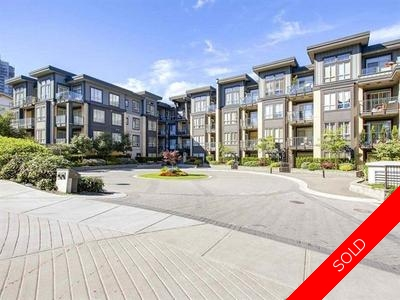 Fraserview Condo for sale: WHITTAKER 2 bedroom 1,150 sq.ft. (Listed 2017-08-21)