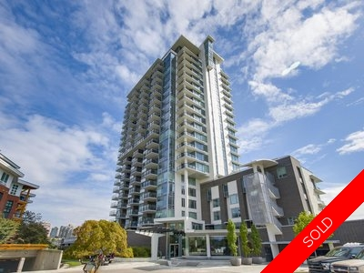 Queensborough Condo for sale: The Peninsula 1 bedroom 738 sq.ft. - #1602 210 Salter Street, New Westminster, BC, V3M 0J9
