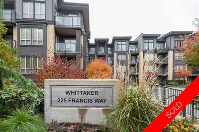 Fraserview Condo for sale: The Whittaker 2 bedroom 1,175 sq.ft. (Listed 2021-03-22)